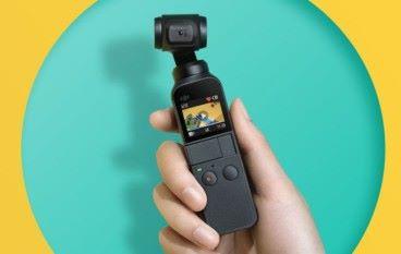 DJI Osmo Pocket 最強的微型雲台相機
