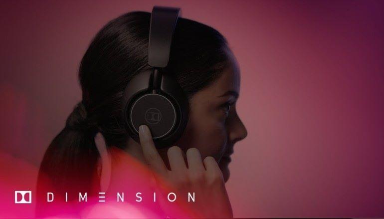 煲劇神器 Dolby 推出 Dimension 無線耳機
