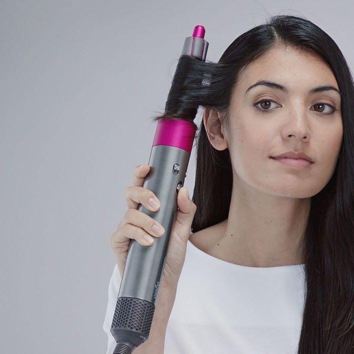Airwarp 美髮器雖然大受歡迎,不過略嫌有點巨型。