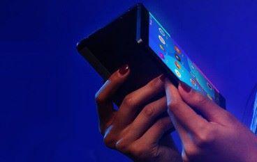 Samsung 首部摺屏手機  Galaxy F 即將現身