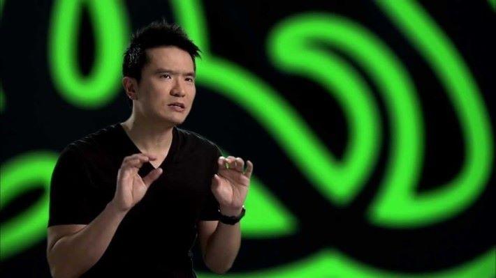 Razer 創辦人兼 CEO 陳民亮