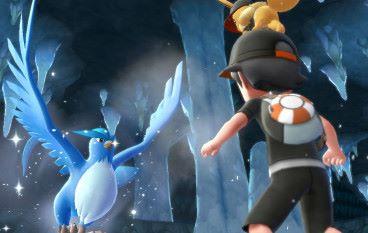 Pokémon Let's Go  大師之路( 6.5 )智鬥雙子島 收服急凍鳥