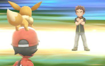 Pokémon  Let's Go!大師之路(1)挑戰岩石道館