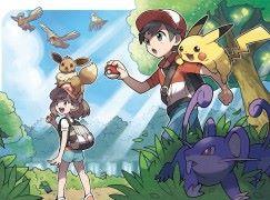 《Pokémon Let's Go!》最速導讀 拎夢夢、捉精靈、學對戰!