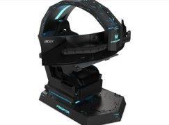 Acer 沉浸式電競座艙 Predator Thronos 雙 11 全球開賣
