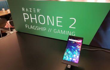鄭伊健都讚好 Razer Phone 2 港行 11 月 23 正式開賣