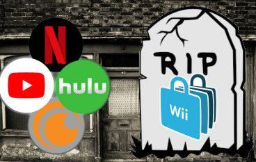Wii Shop 關門!Netflix 等串流服務光榮退休