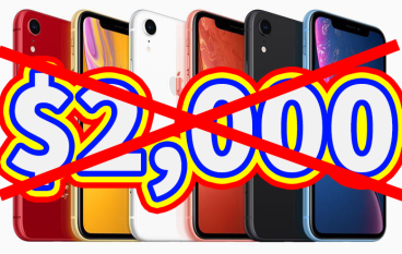 iPhone XR 補貼價可以平到點? NTT Docomo 買機援助加優惠食到盡二千有找!