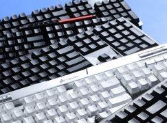 認清薄膜、機械鍵盤 熱門機械軸介紹