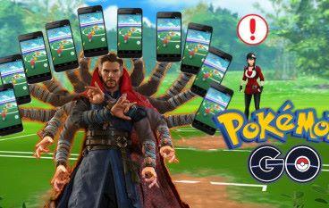 百臂大叔對千手女巫!《 Pokémon GO 》「訓練家對戰」即將發表