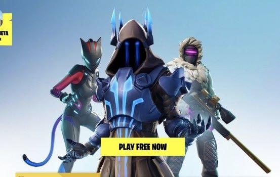 Epic Games 免費開放《 Fortnite 》跨平台網絡遊戲服務