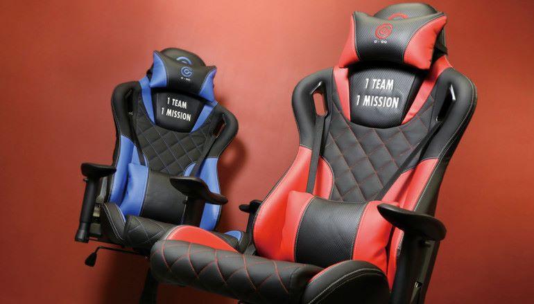 穩坐遊戲之路 抵玩 G-Go Gaming RZ1 電競椅
