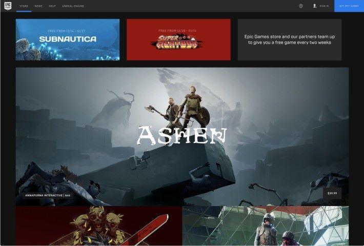 Epic Games Store 以 12% 的低分成來吸引遊戲開發者將遊戲放到那邊發售,加上免費開放的網絡遊戲服務更有相輔相乘之效。