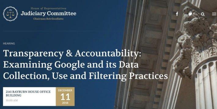繼年初 Facebook 的朱克伯格之後, Google 的 CEO 皮蔡也被傳召出席公聽會。本來焦點是落在 Project Dragonfly 的,不知今次 Google+ 會否轉移了議員的視線呢?