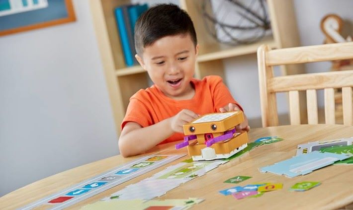 適合 5 歲以上的 Coding & Robotics Science Experiment Kit https://www.gigotoys.com
