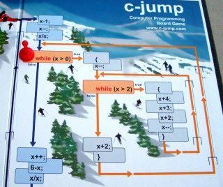 適合 11 歲以上的 C-JUMP http://c-jump.com/