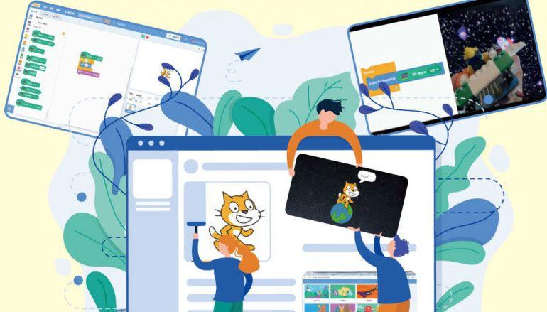 Scratch 3 打破學編程煩惱