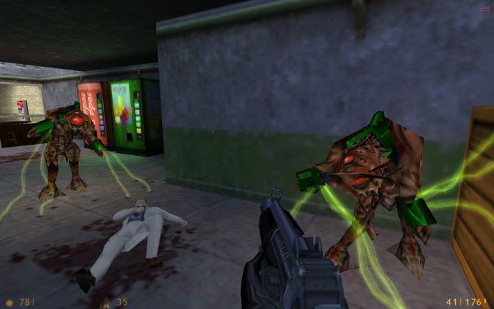 老一點的機迷一定會認識《 Half-Life 》。
