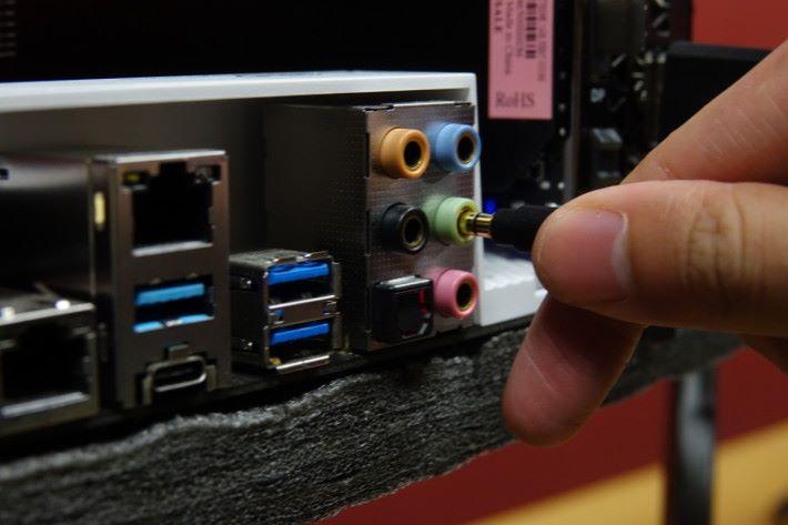 有線耳機即插即用,如果有故障的話即時就能夠發現。