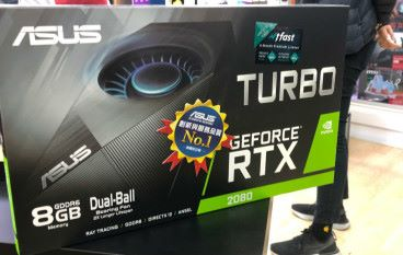 【場報】ASUS TURBO-RTX2080-8G 少有單風渦輪