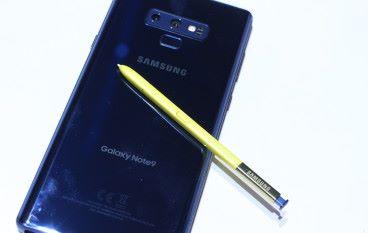 【場料】Samsung 旗艦 Galaxy Note9 水貨 首失守 5 千大關!