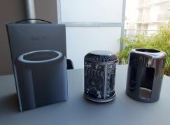 新版 Mac Pro 2019 垃圾筒大變身?