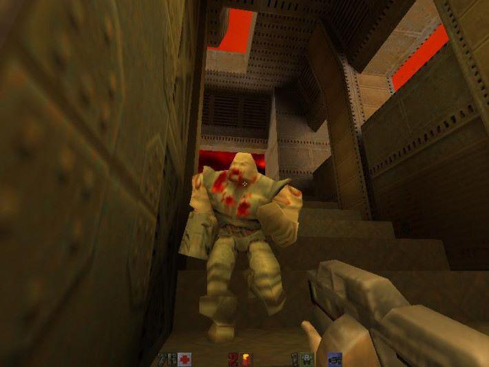 《雷神之鎚 2 》的遊戲畫面