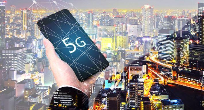 5G 流動網絡再 2019 年正式推出,不過香港有部分因為技術問題,而未能使用。
