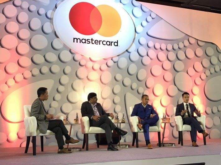 Austreme 在 2018 年 8 月獲邀請在峇里 Mastercard APAC Global Risk Leadership Conference 演講。