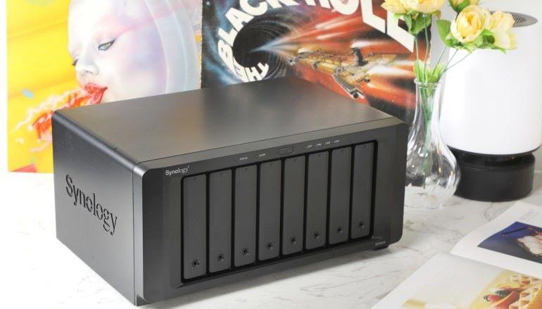 支援 32GB ECC RAM + PCIe 擴充卡 Synology DS1819+ 開箱實測