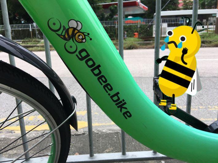 共享單車平臺 Gobee.bike 停止營運