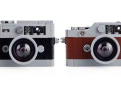 Lego 版 Leica M 相機 唔影得都睇得