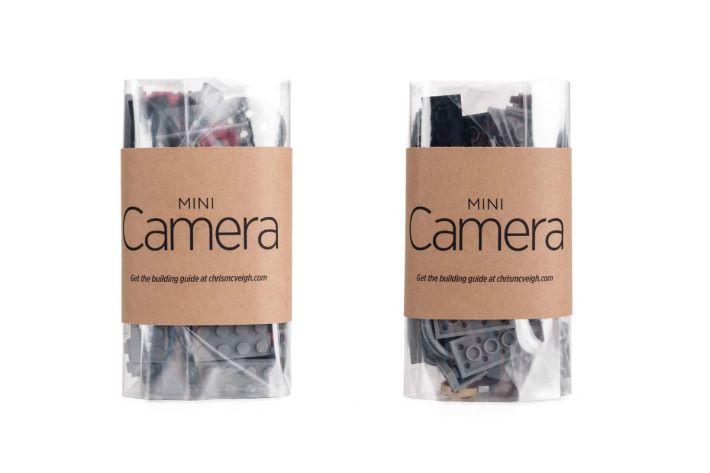 LEGO Leica M 的包裝