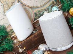 係 Mesh Wi-Fi 又係智能喇叭 Orbi Voice Mesh Wi-Fi