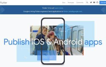 跨平台手機程式開發新工具 Google 正式推出 Flutter 1.0