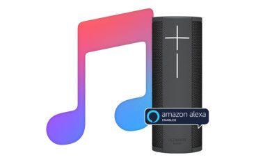 Amazon 智能喇叭支援 Apple Music