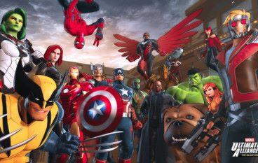 Switch 獨佔 Marvel 新 Game 《 Marvel Ultimate Alliance 3 》