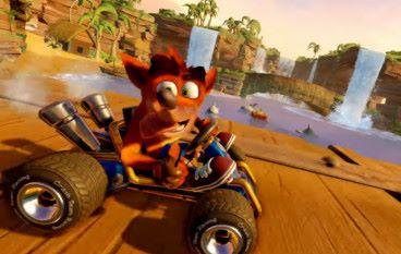 古惑狼賽車重製!《 Crash Team Racing Nitro-Fueled 》6 月登陸家用機平台
