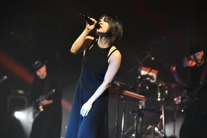 宇多田光的演唱會就採用了臉部辨識系統來核實觀眾的身份。