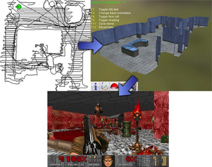將你最熟悉的家變成遊戲地圖!