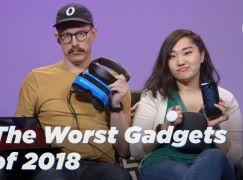 外國選出 2018 最差電子產品