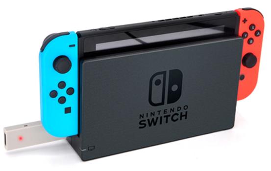 用 PS4 手掣嚟玩 Nintendo Switch MAGIC-NS 藍牙有線一樣通