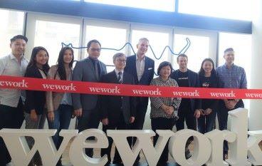 WeWork 港設第八據點首度進駐中環