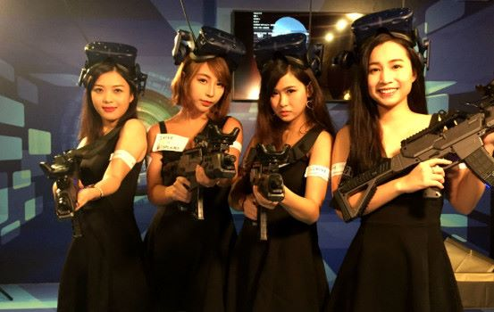 HTC VR 體驗館 VIVELAND 登陸香港