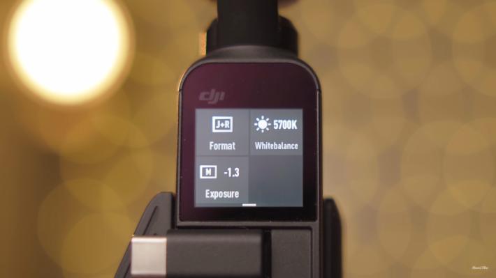 相機模式就能控制更改相片的儲存格式。