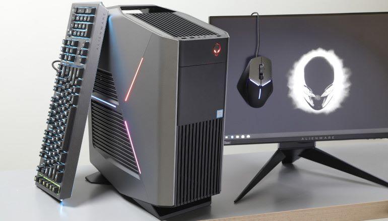 Alienware Aurora R8 打機戰神全面進化