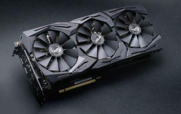 ASUS ROG Strix RTX 2060 O6G Gaming 大力超頻