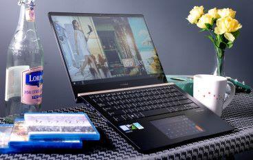 實測 ASUS ZenBook Pro 14 副屏 ScreenPad 觸控電腦