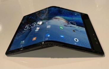 速試 Royole FlexPai 摺疊手機 曲面屏幕成最大致命傷?