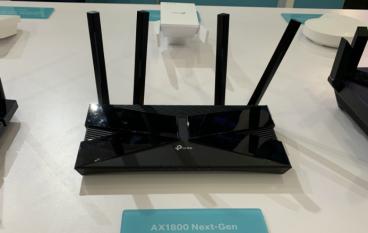 【CES 2019】$1000 玩到 802.11ax Wi-Fi TP-Link 發表入門級 Archer AX1800